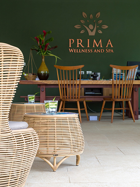 PRIMA Spa & Holistic Wellness Village